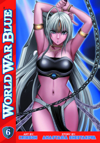 World War Blue Vol. 6