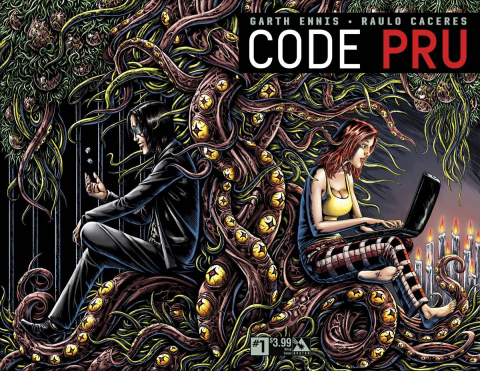 Code Pru #1 (Wrap Cover)