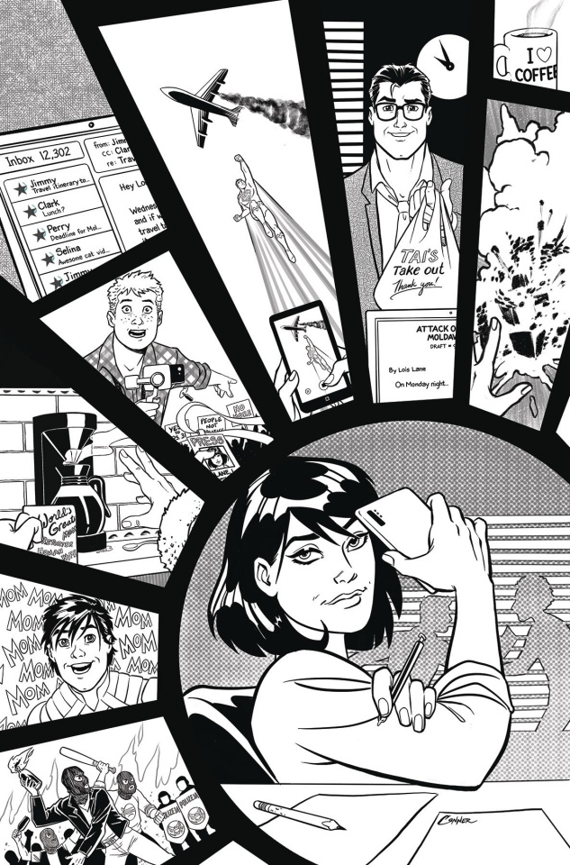 Lois Lane #12 (Amanda Conner Cover)