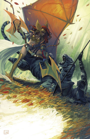 Angela: Asgard's Assassin #3