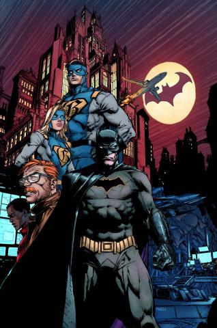 Batman #1 (Director's Cut)