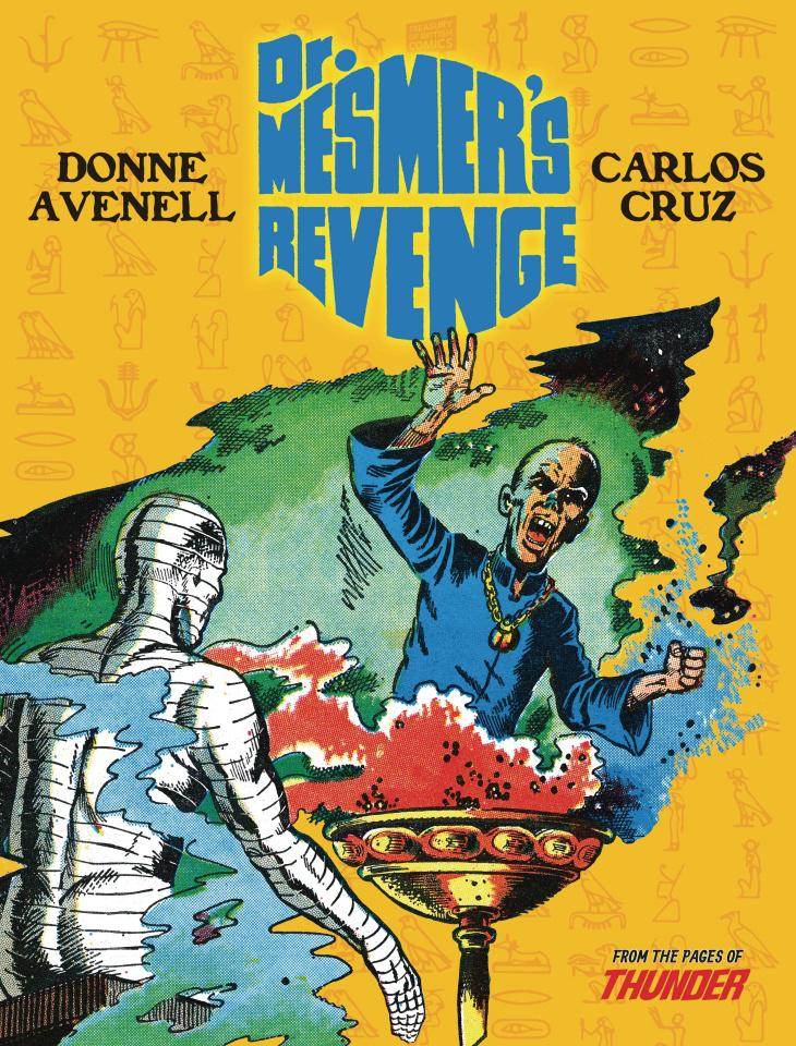 Dr. Mesmer's Revenge