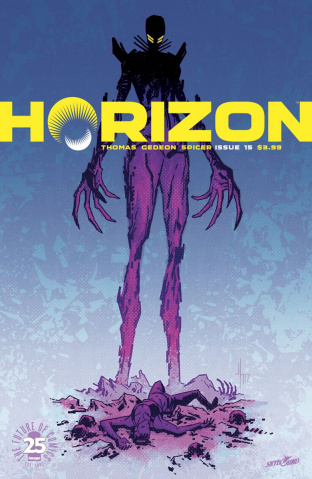 Horizon #15 (Howard Cover)