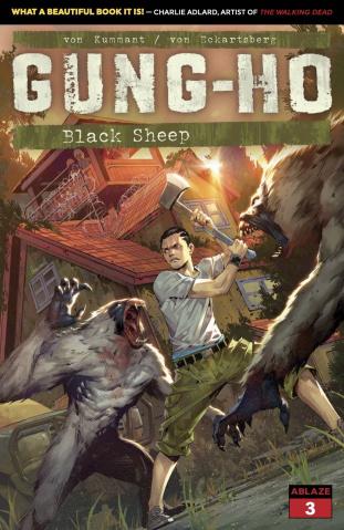 Gung-Ho #3 (Ngu Cover)