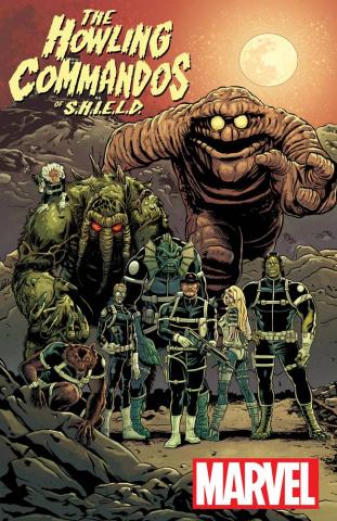 The Howling Commandos of S.H.I.E.L.D. #1