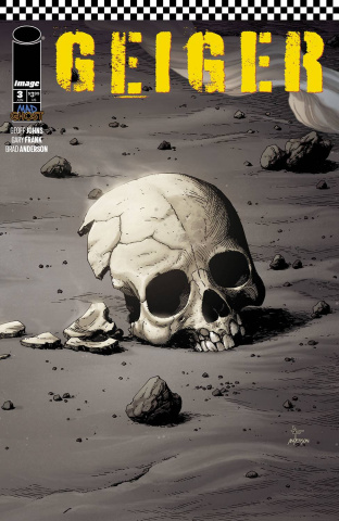 Geiger #3 (Frank & Anderson Cover)