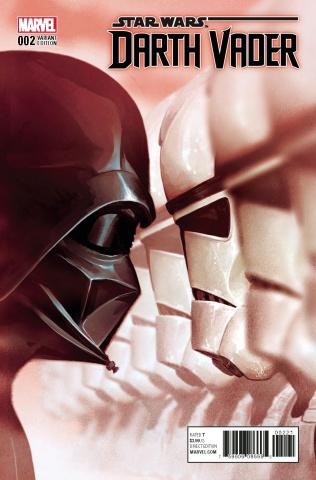 Star Wars: Darth Vader #2 (Del Mundo Cover)