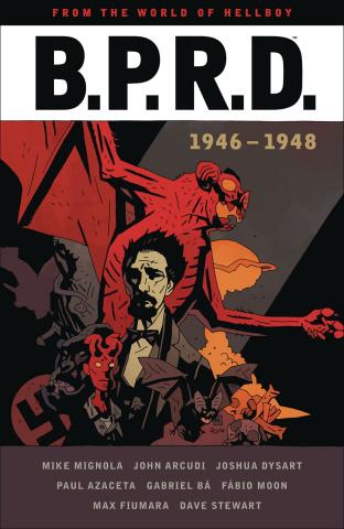 B.P.R.D.: 1946 - 1948