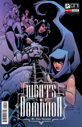 Night's Dominion #1 (Fowler Cover)