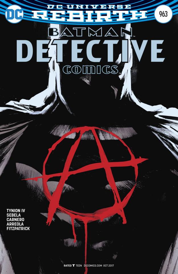 Detective Comics #963 (Variant Cover)