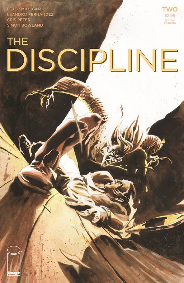 The Discipline #2 (2nd Printing)