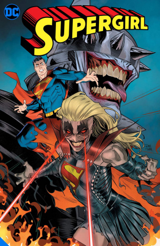 Supergirl Vol. 3: Infectious
