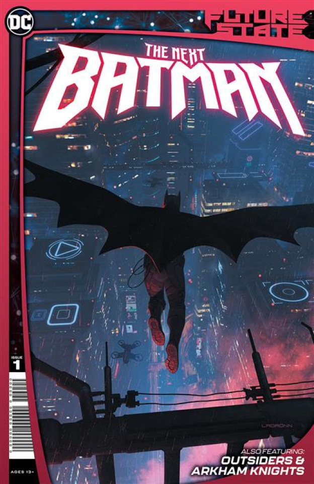 Future State: The Next Batman #1 (Ladronn Cover)