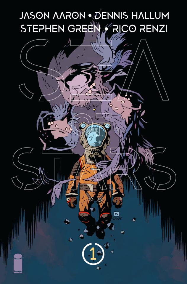 Sea of Stars #1 (Mignola Cover)