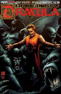 Eternal Thirst of Dracula #1