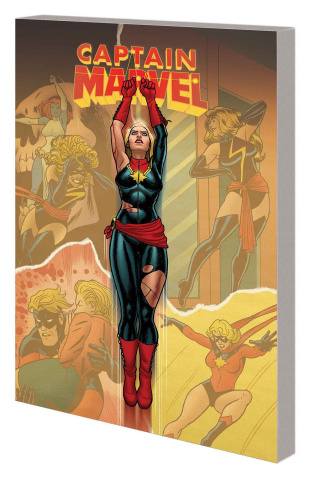 Captain Marvel Vol. 2: Earth's Mightiest Hero