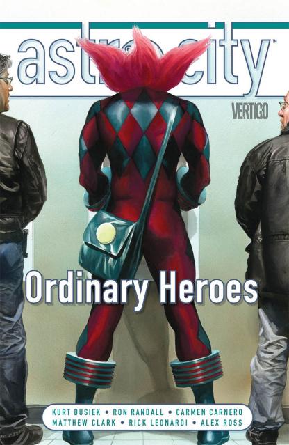 Astro City: Ordinary Heroes