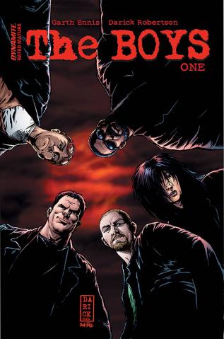 The Boys #1 (Dynamite Edition)