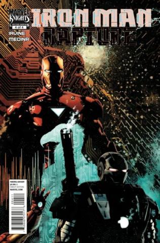 Iron Man: The Rapture #4