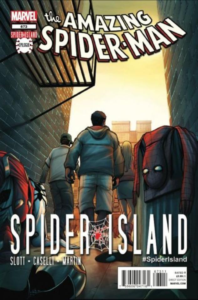 The Amazing Spider-Man #673