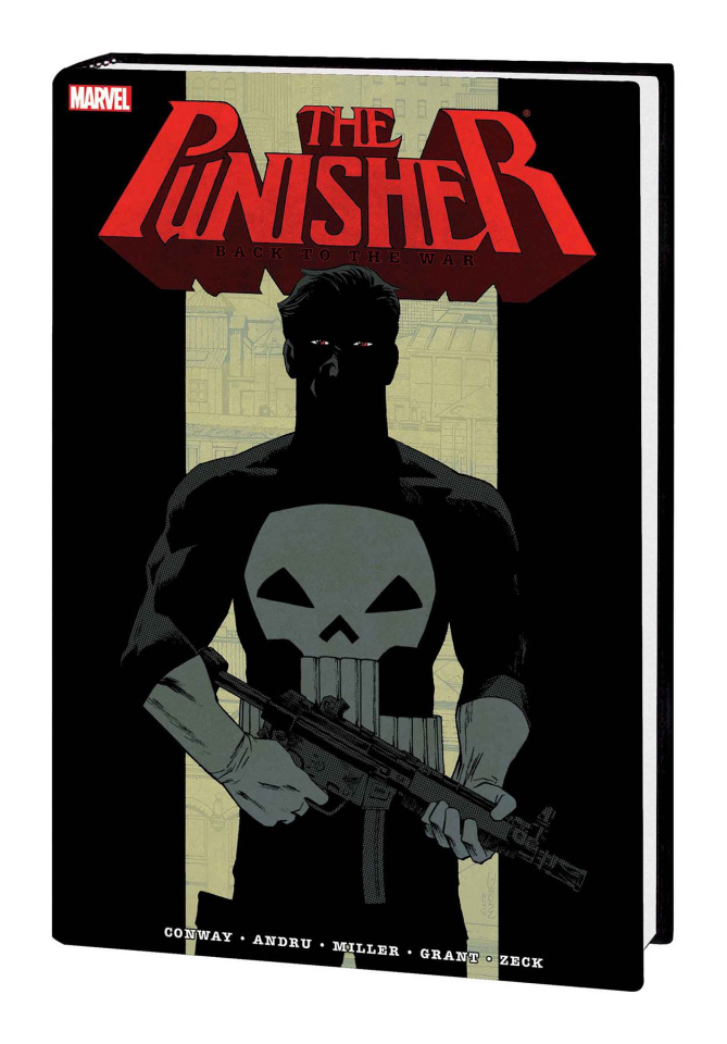 The Punisher: Back to War (Omnibus)