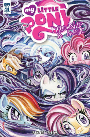 My Little Pony: Friendship Is Magic #44 (10 Copy Cover)