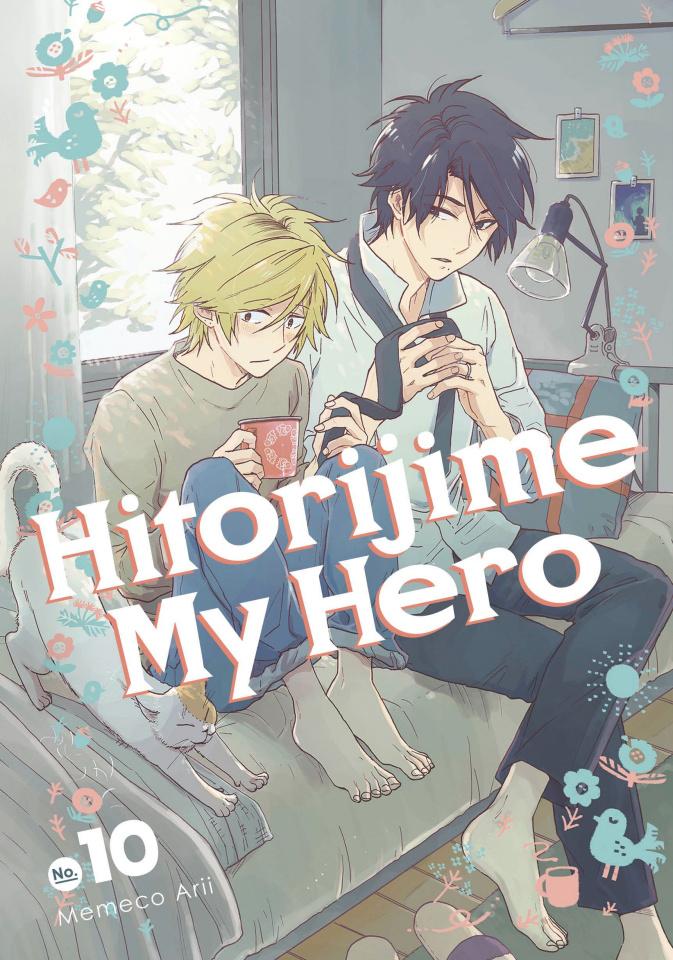 Hitorijime, My Hero Vol. 10
