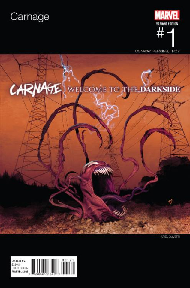 Carnage #1 (Olvetti Hip Hop Cover)