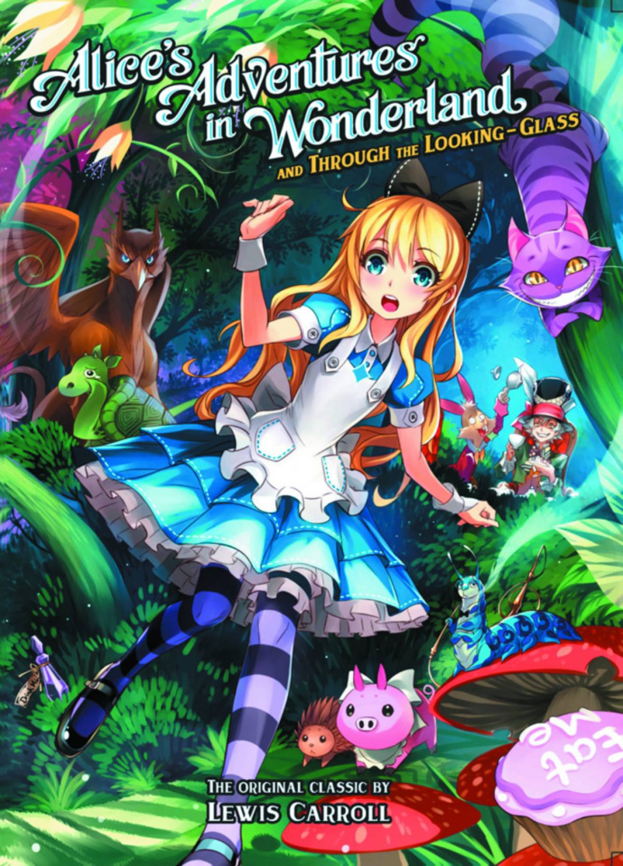 Alice's Adventures in Wonderland & Through Looking Glass Vol. 1