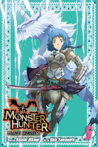 Monster Hunter: Flash Hunter Vol. 5