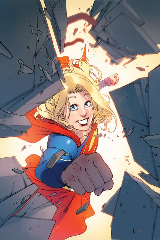 Supergirl #11 (Variant Cover)