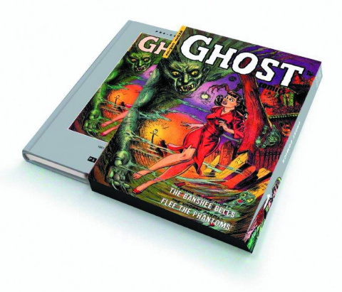 The Ghost Vol. 1 (Slipcase Edition)