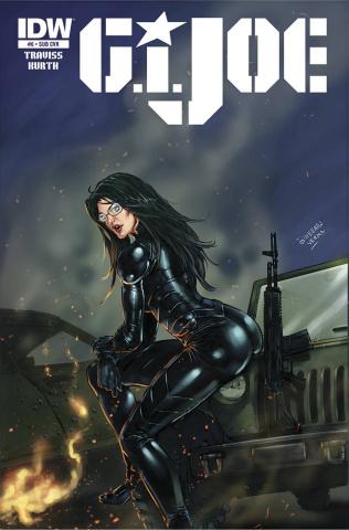 G.I. Joe #6 (Subscription Cover)