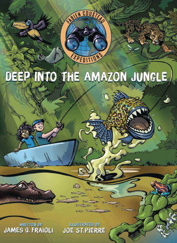 Deep into the Amazon Jungle