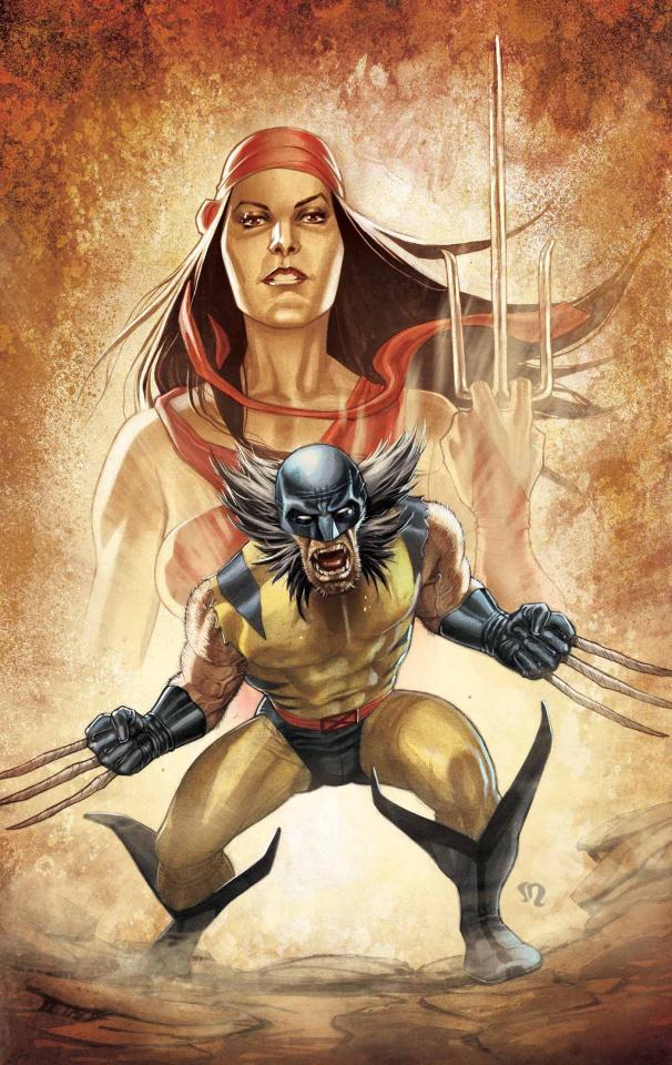 Indestructible Hulk #9 (Roux Wolverine Costume Cover)