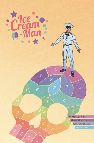 Ice Cream Man Vol. 3: Hopscotch Melange