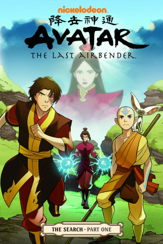 Avatar: The Last Airbender Vol. 4: The Search, Part 1