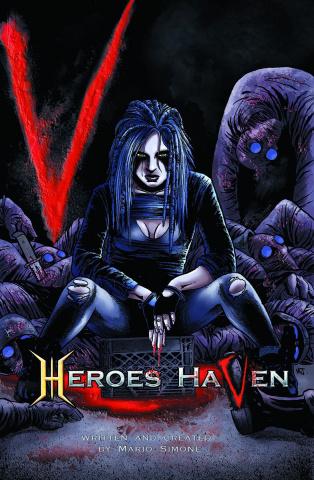 Heroes Haven Vol. 1