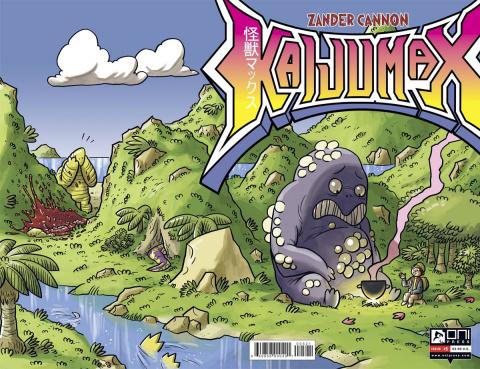 Kaijumax #5