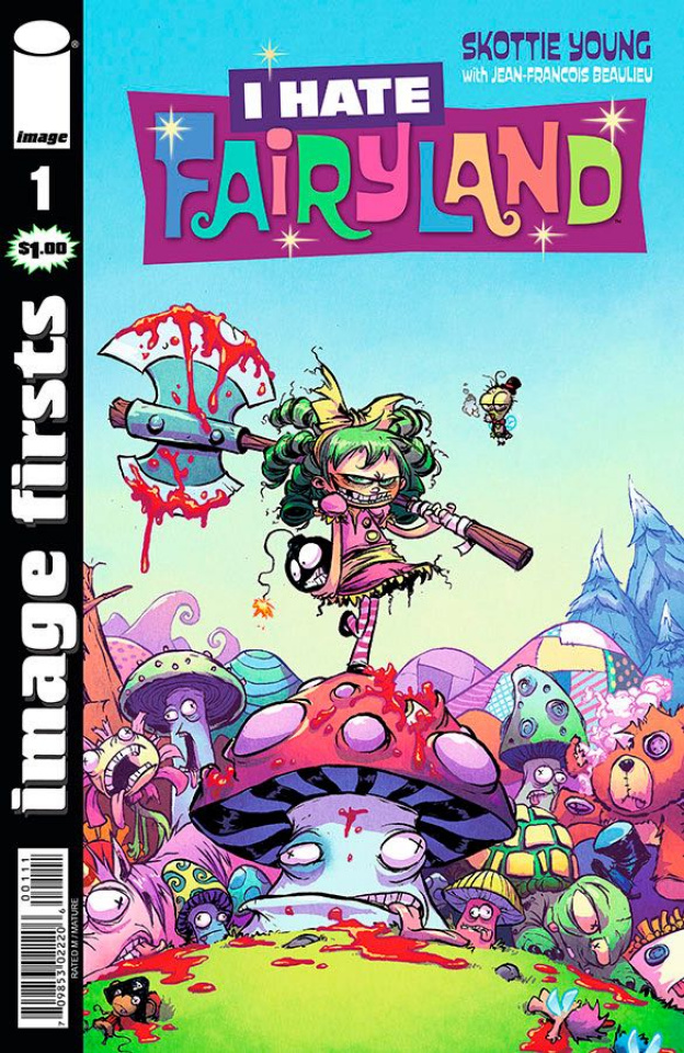 I Hate Fairyland #1 (Image Firsts)