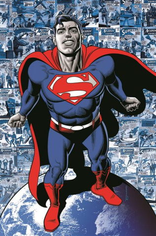 Superman: Red and Blue #2 (Brian Bolland Cover)