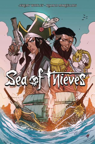 Sea of Thieves #2 (Marcellius Cover)
