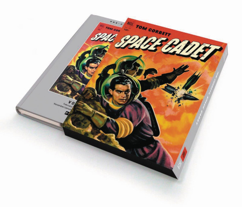 Tom Corbett: Space Cadet Vol. 1 (Slipcase Edition)