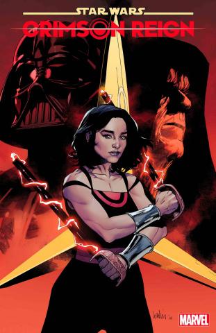 Star Wars: Crimson Reign #1