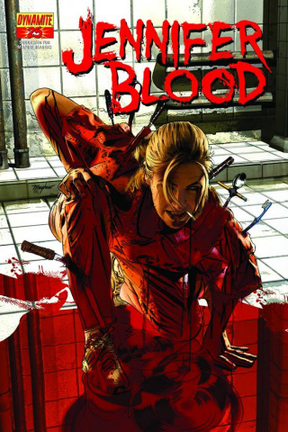 Jennifer Blood #25