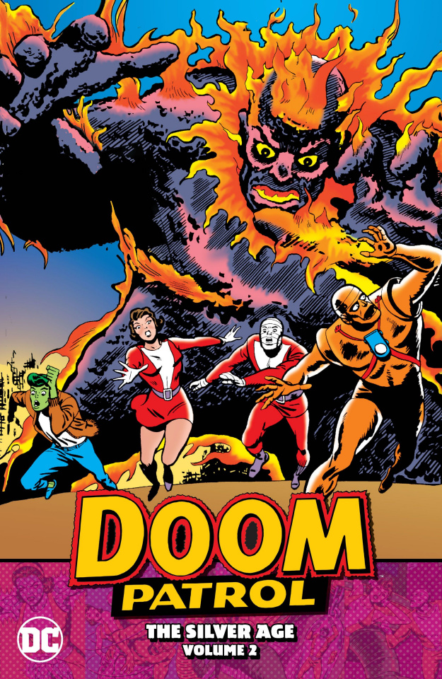 The Doom Patrol: The Silver Age Vol. 2