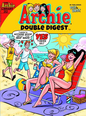 Archie Double Digest #252