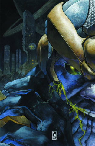 Thanos Rising #1