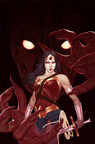 Wonder Woman #46 (Variant Cover)