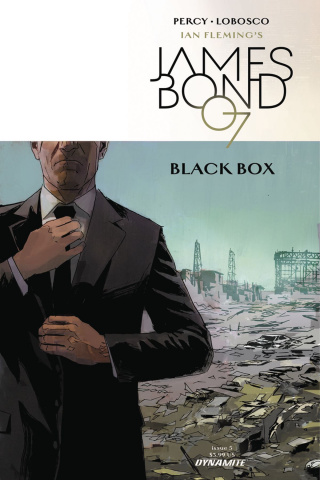 James Bond: Black Box #5 (Reardon Cover)